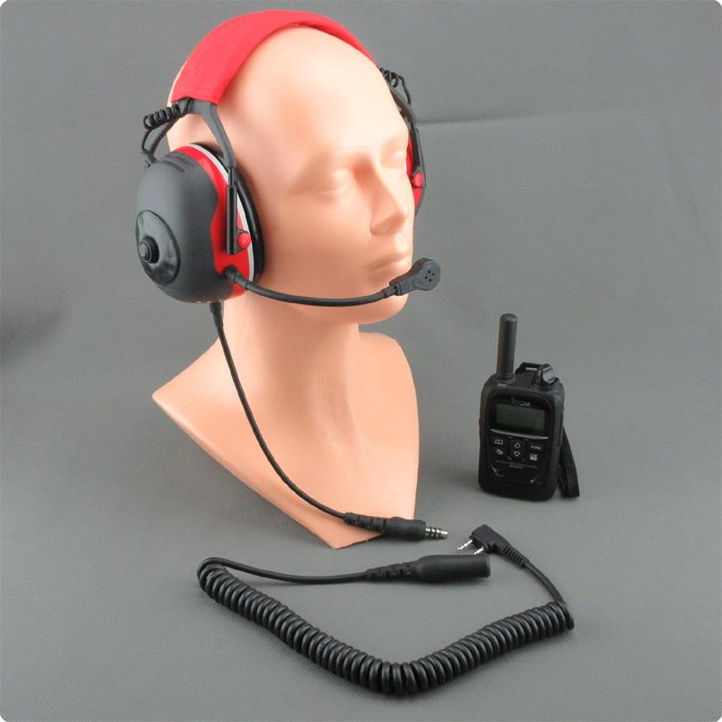 LTE Boxenfunk mit Crew headsets