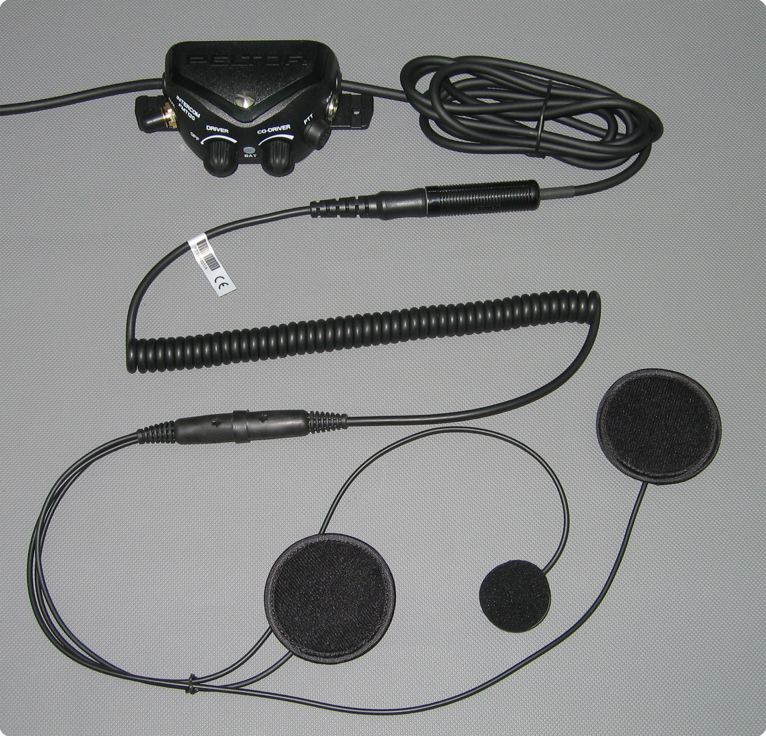 Starcom1 Headset in Kombination Peltor FMT120