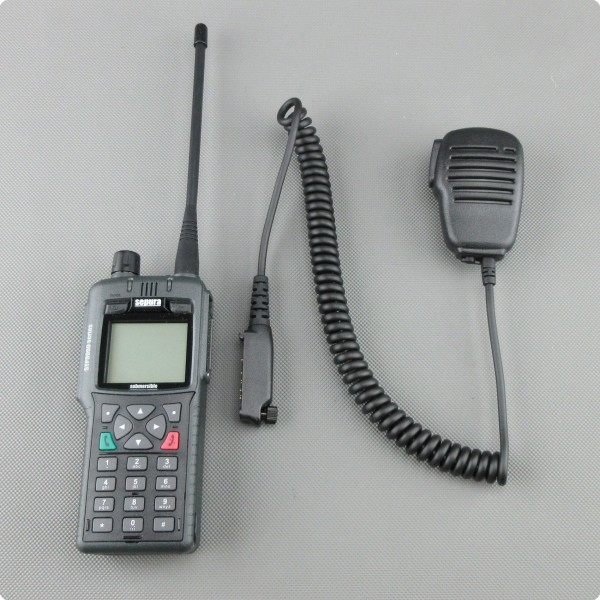 Sepura® STP9000 kompatibles Lautsprecher Mikrofon