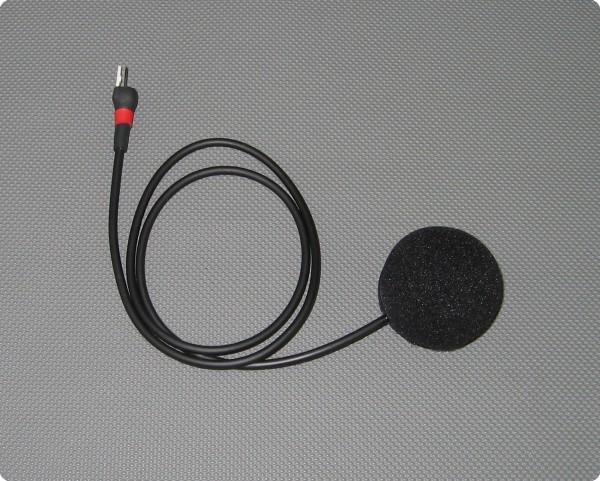 Dynamisches Mikrofon Integralhelm Gyrocopter Helmeinbausatz