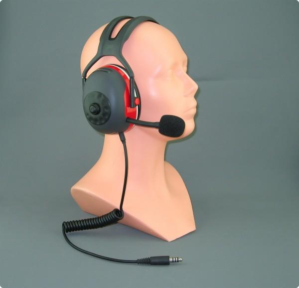 Savox® komaptibles PTT-/ Lärmschutz Headset, EN352,CE