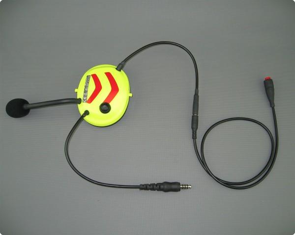PTT-Schalter Dongel für Pfanner® Protos® Gehörschutzkapsel