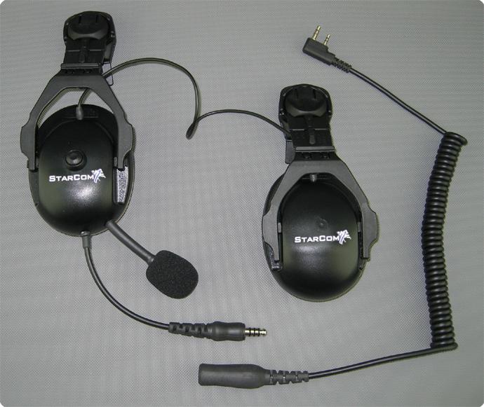 Husqvarna kompatibler Helmfunk - DoubleCom Lieferumfang