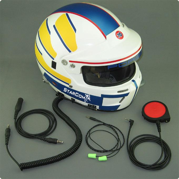 StarCom1 Racing Smartphone InEar System