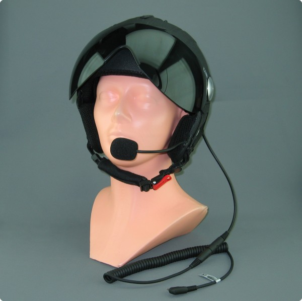 Einbauservice Flugsporthelm Icaro® Fly™ Helm
