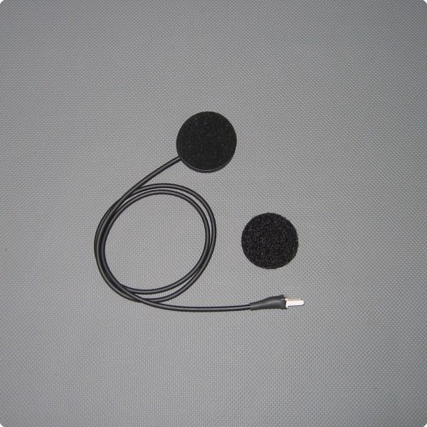 Klebemikrofon