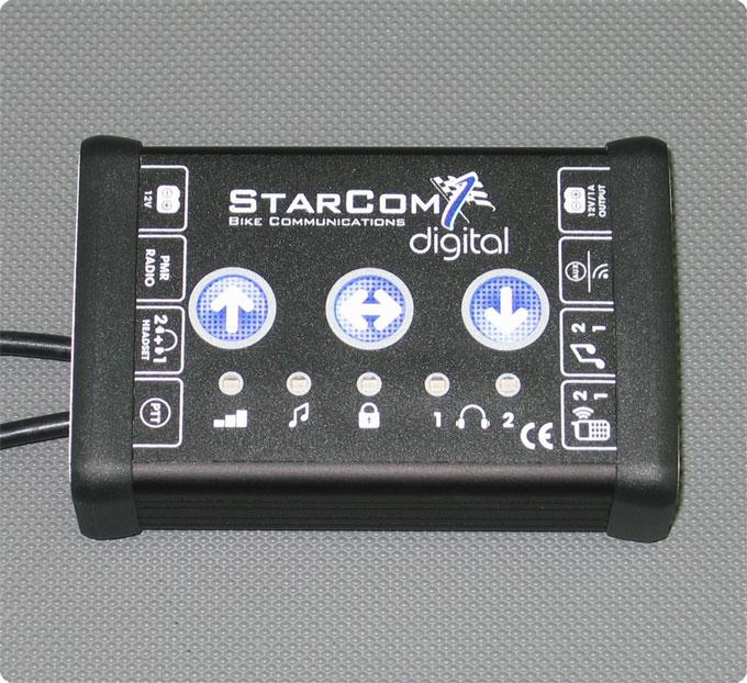 Starcom1 Digital Modell 2014