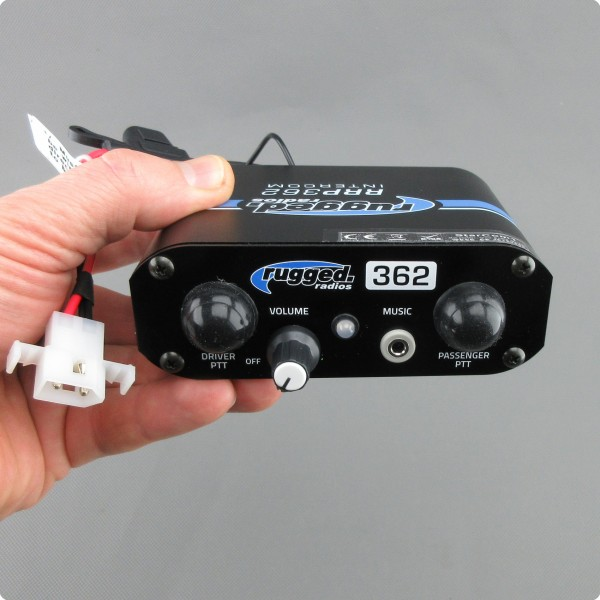 Rugged Radios RRP362 Intercom / Gegensprechanlage