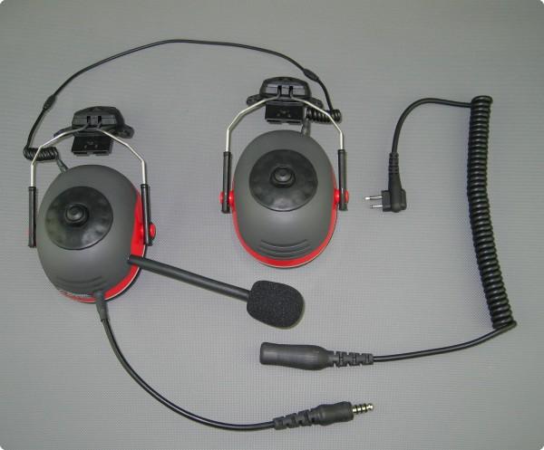 Motorschirm X3P3-UL Funk Universalheadset für UL-Anwendungen