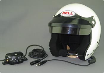 Bell Rally MAG-1 und Peltor FMT-120