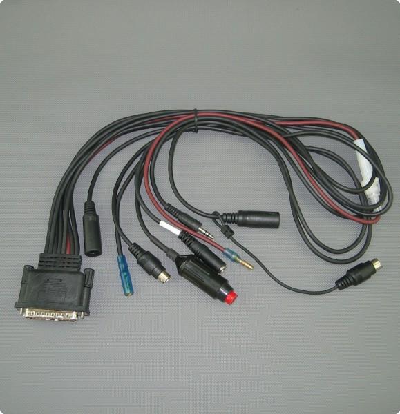 Original IMC-Kabelbaum für MIP-200 Gegensprechanlagen (Mini DIN)