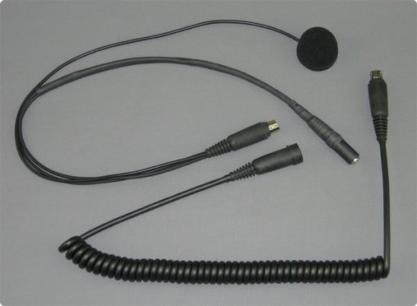 StarCom1 PP-04 Headset Integralhelm