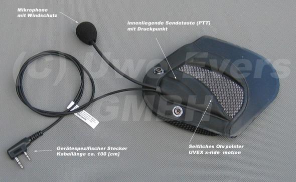 Uvex® EarPad für Skihelm