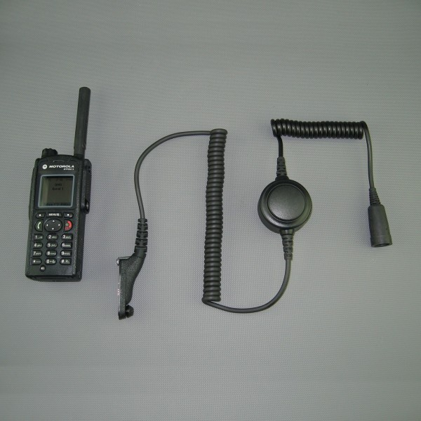 Motorola MTP850 / Baehr® PTT Direktanschluss