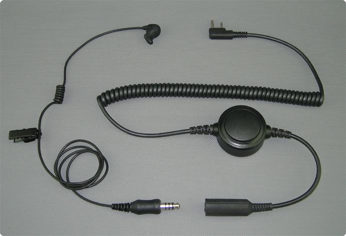 Savox® Headset mit PTT-Taste der Uwe Evers GmbH