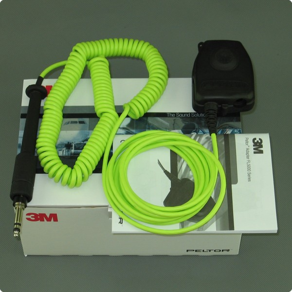 3M / Peltor ground mechanic PTT Adapter FL5006 GB