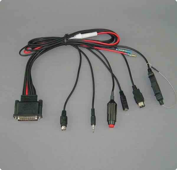 Original IMC-Kabelbaum für MIP-200 Gegensprechanlagen (Fire Wire)