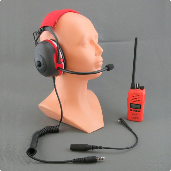 Helicopter / Funk / Dual Headset