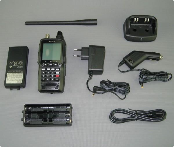 Yaesu FTA-550 Flugfunk Air Radio