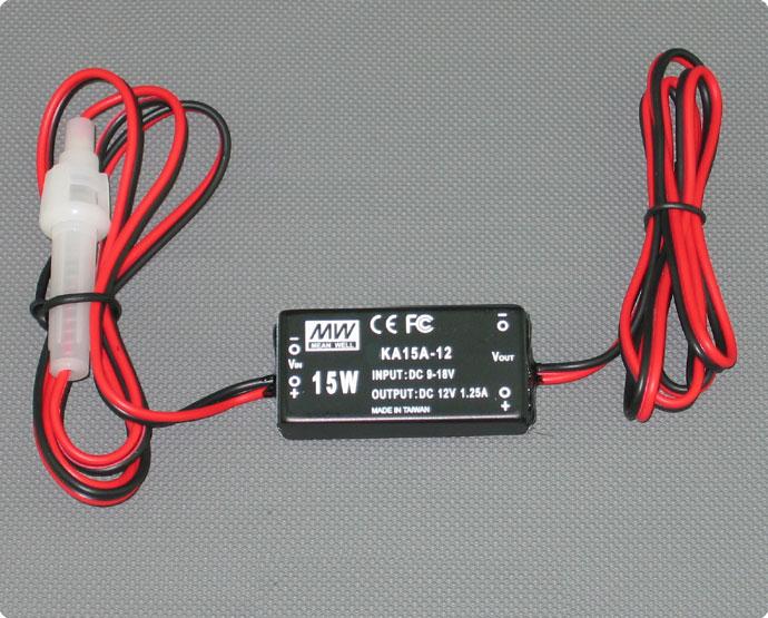 Starcom1 FLT-01 Störfilter DC/DC Wandler