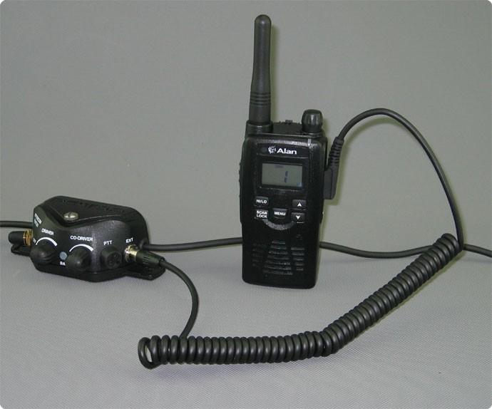 Peltor FMT120 mit ALAn HP450 und Fl6U-31 MA Kabel