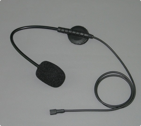 Baehr® kompatibles BMC-03-01 Schwanenhals Mikrofon