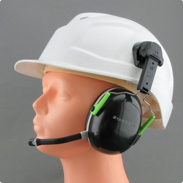 Uvex® kompatibles B-Com Bluetooth Schutzhelm Headset