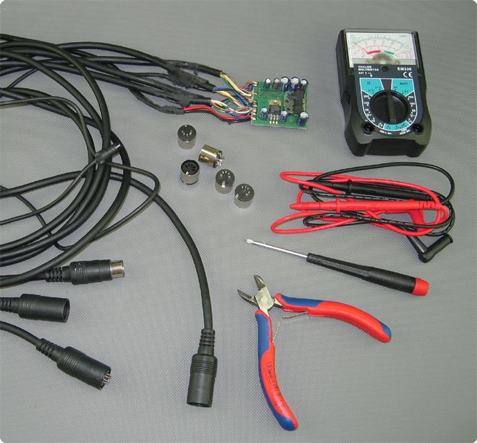 Reparatur von Baehr® Gegensprechanlagen