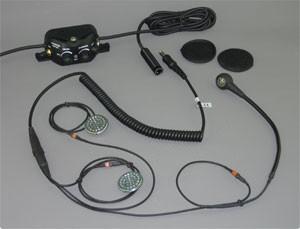 Starcom1 Headset in Kombination Peltor FMT120