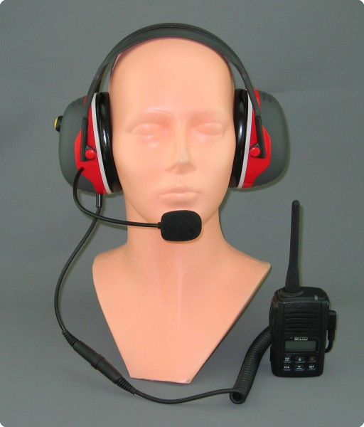 Wintec lP-4502 / X-Serie Lärmschutz Headset, EN352, CE