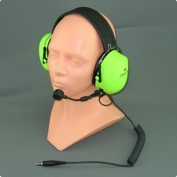 3M / Peltor Ground mechanic Gehörschutz Headset MT7H79F-01