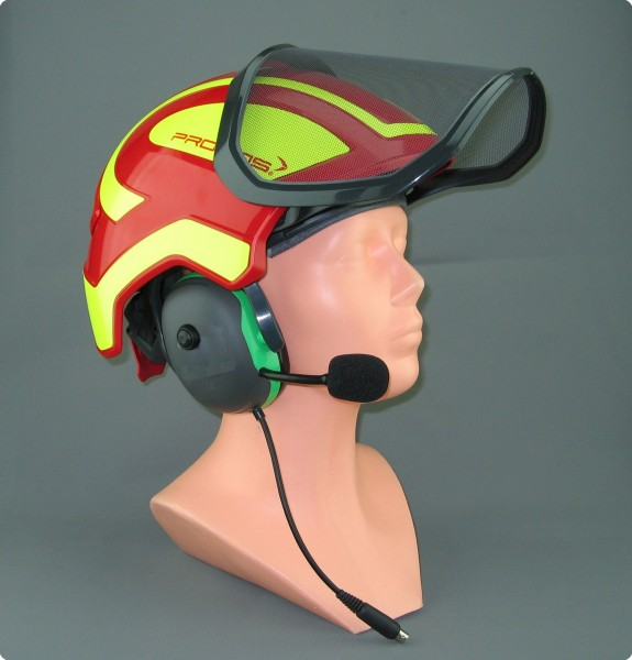 Pfanner® Protos® Integral kompatibler Helmfunk
