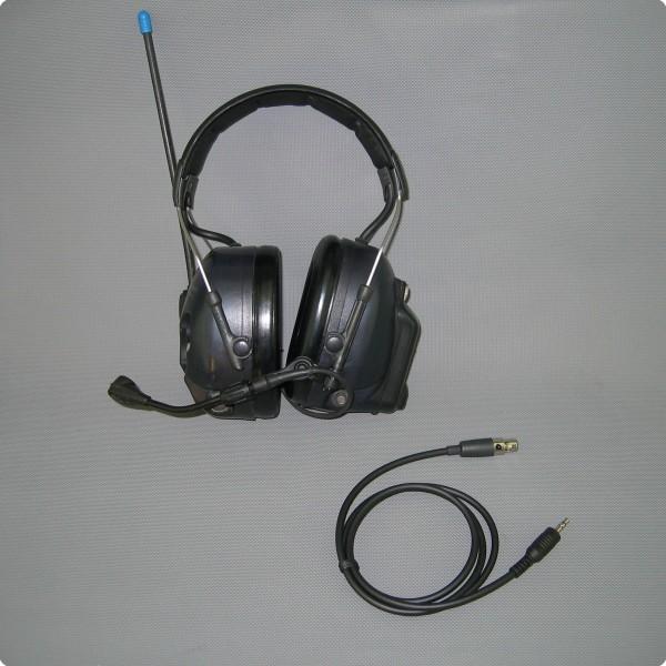 FL6CT / MP-3 - Peltor® LiteCom kompatibles Kabel