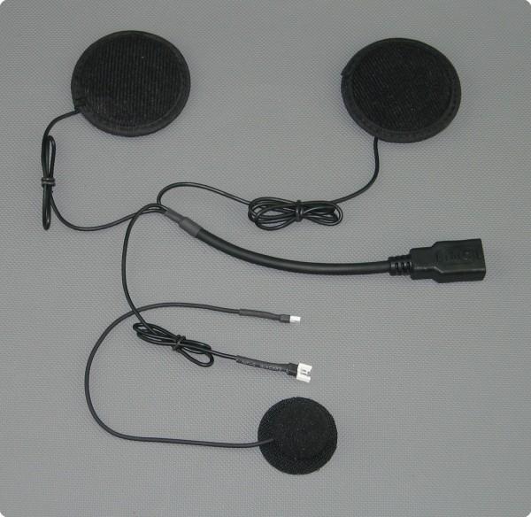 IMC Headset Integralhelm FireWire MIT-15 / MIT-30 / MIT-100 / MIP-200