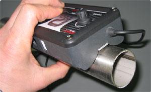 Rosso Racing IC-200 Installation am Fahrzeug Käfig