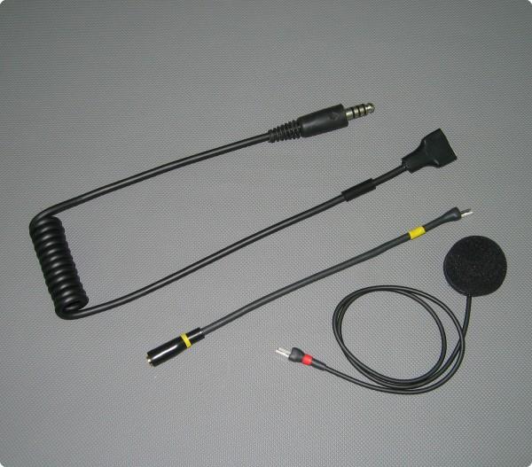 Sparco ® IS-120N und IS-140 kompatibles SH-004-SDI für In Ear