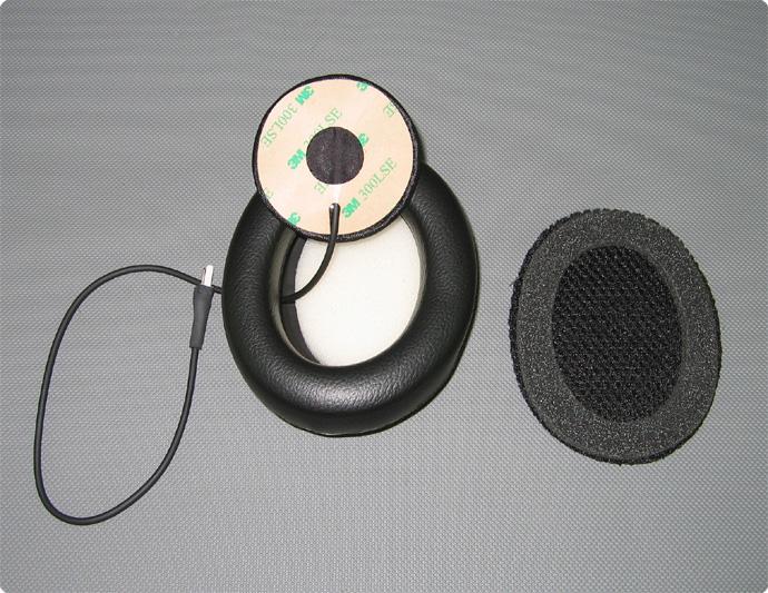 Stilo Lautspreher für helm
