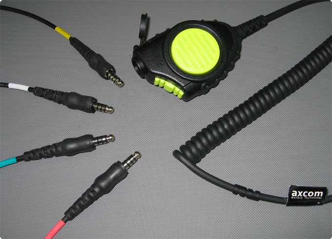 Axcom® kompatibel Audiokabel mit 7.1 mm Nexus Buchse