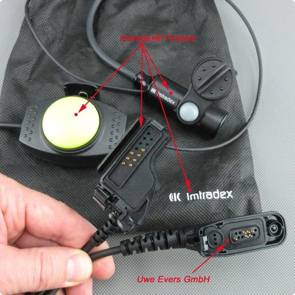 Imtradex® Firetalk Headsets auf FUG 850