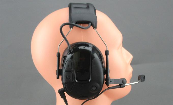 EN352 Funknachrüstung für Peltor® / 3M® headsets