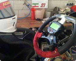 StarCom1 Racing Kart Funk System Peltor kompatibel