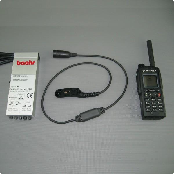 Motorola MTP850 / Baehr® / KT-AKS-0305 Kabel