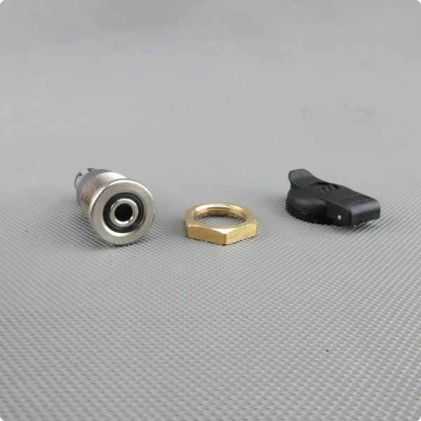 GA PJ-055 Einbaubuchse Metall