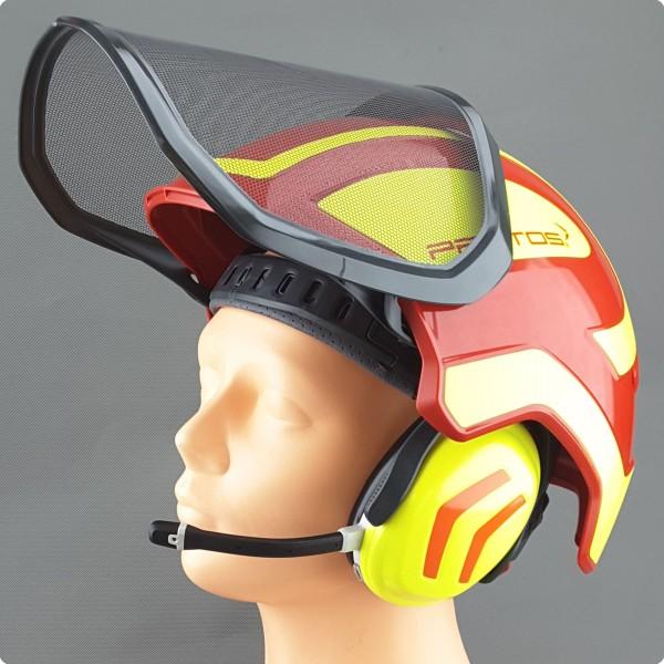 Pfanner® Protos® kompatibles B-Com Bluetooth Forsthelm Headset