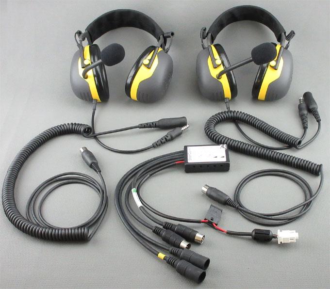 Baehr® Basic SL Racing / LKW Intercom
