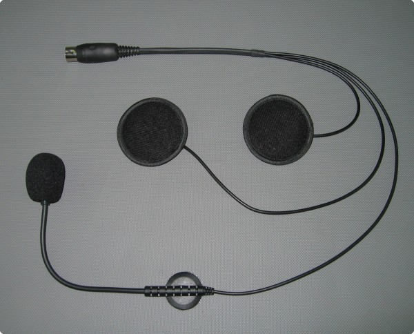 Autocom Typ-32 Headset Jet-/ Systemhelm
