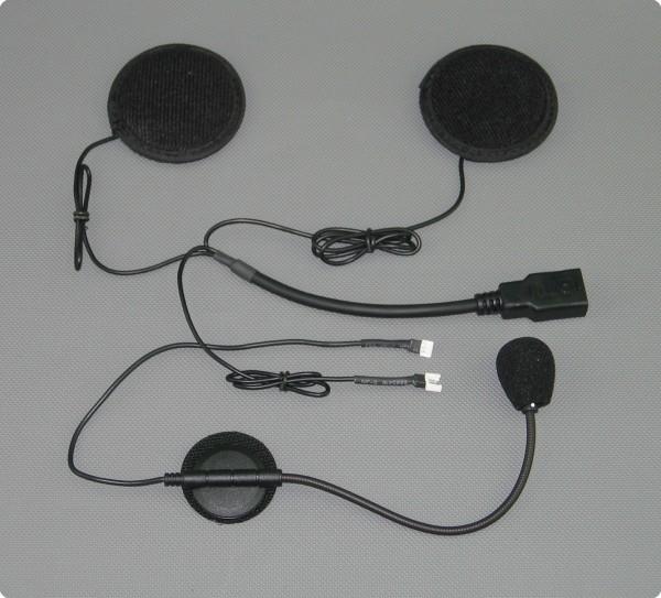 IMC Headset Jet-/ Systemhelm FireWire MIT-15 / MIT-30 / MIT-100 / MIP-200