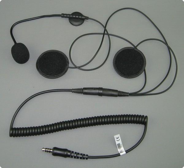 Peltor® / FMT120 kompatibles SH-006 EP Headset Jethelm