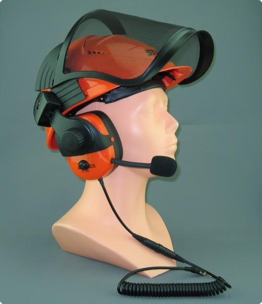 Umbauservice für Stihl® Gehörschutzkapsel