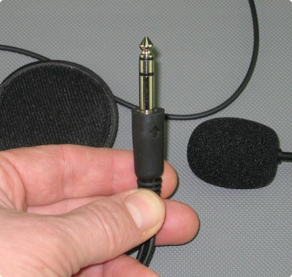 Terratrip® Clubman kompatibles TC-006 Headset Jet-/ Systemlhelm
